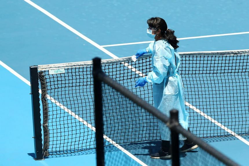 The Spanish tennis federation that the current measures put in place were not made clear beforehand.