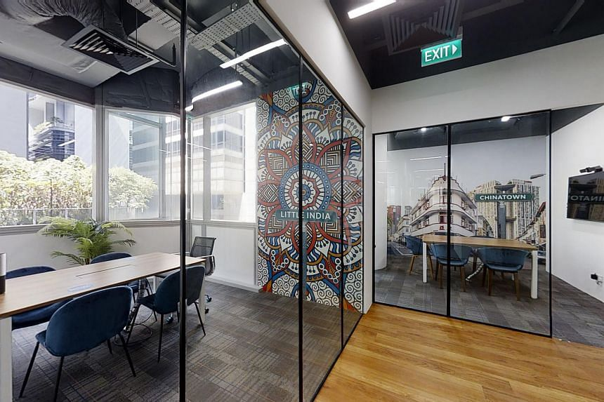 The digital marketing firm nearly tripled office space last year, moving from a 2,000 sq ft office to a 5,500 sq ft space.