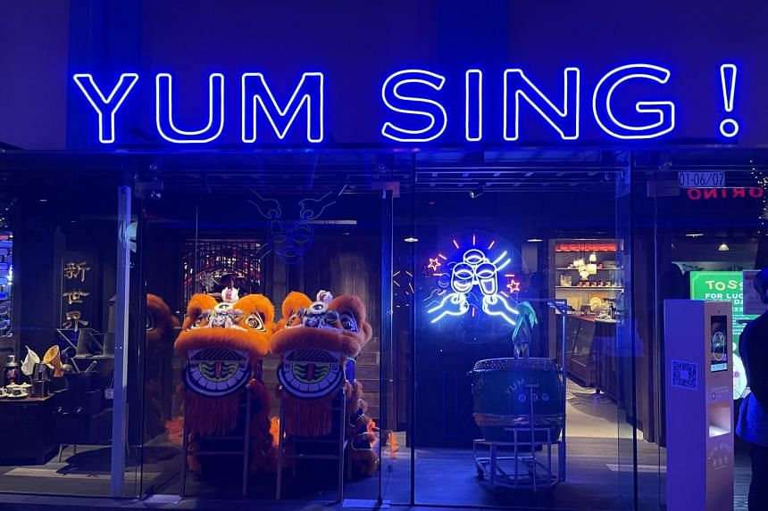 Yum Sing! is opened by Mr Fong Chi Chung, who also owns the Putien chain of restaurants.