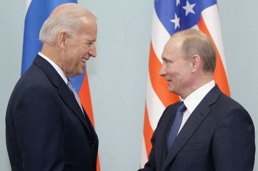 Joe Biden Proposes Five-Year Extension Of Russian Nuclear Arms Treaty