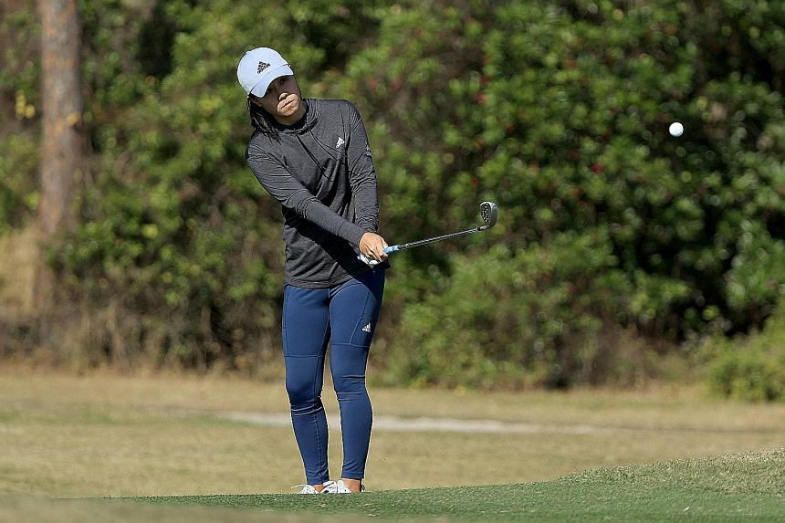 American Danielle Kang won twice last year and is hoping to open this season's LPGA Tour with another victory at this week's Tournament of Champions.