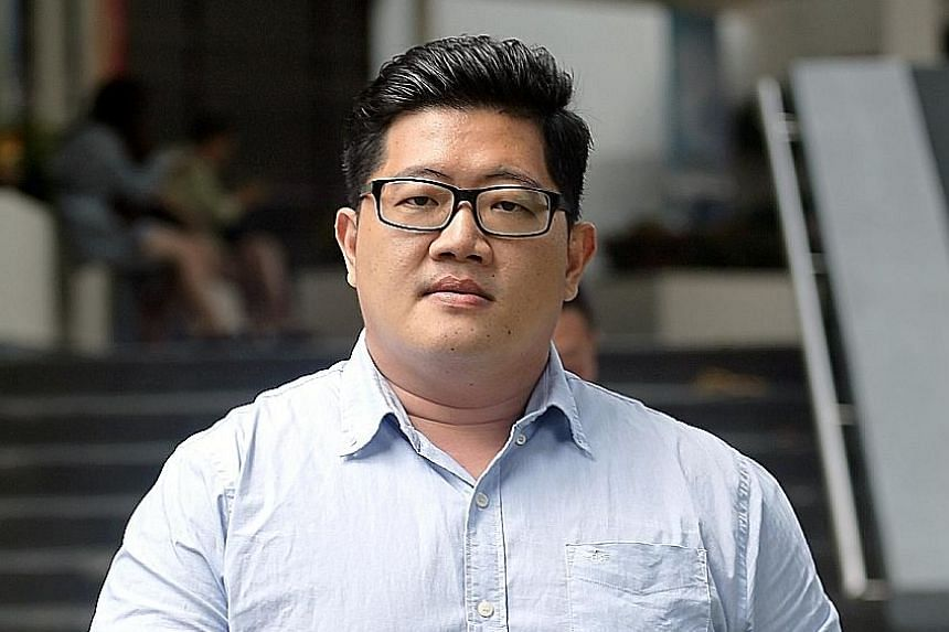 Wong Kiew Hai (above) and Yee Chee Keong were among four individuals charged in 2018 over the fatal incident.