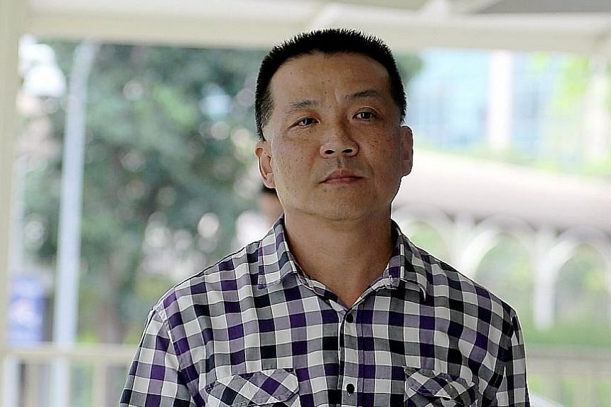 Wong Kiew Hai and Yee Chee Keong (above) were among four individuals charged in 2018 over the fatal incident.