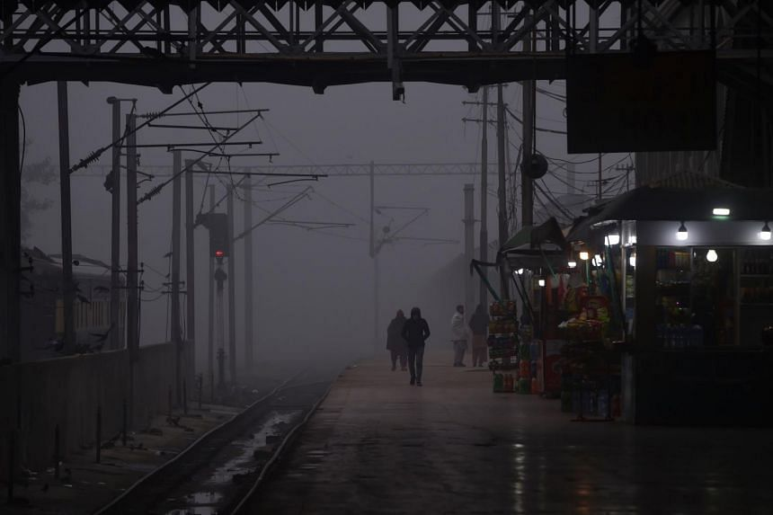 The man was walking next to the tracks while a friend filmed him, for a video he was going to post on social media.