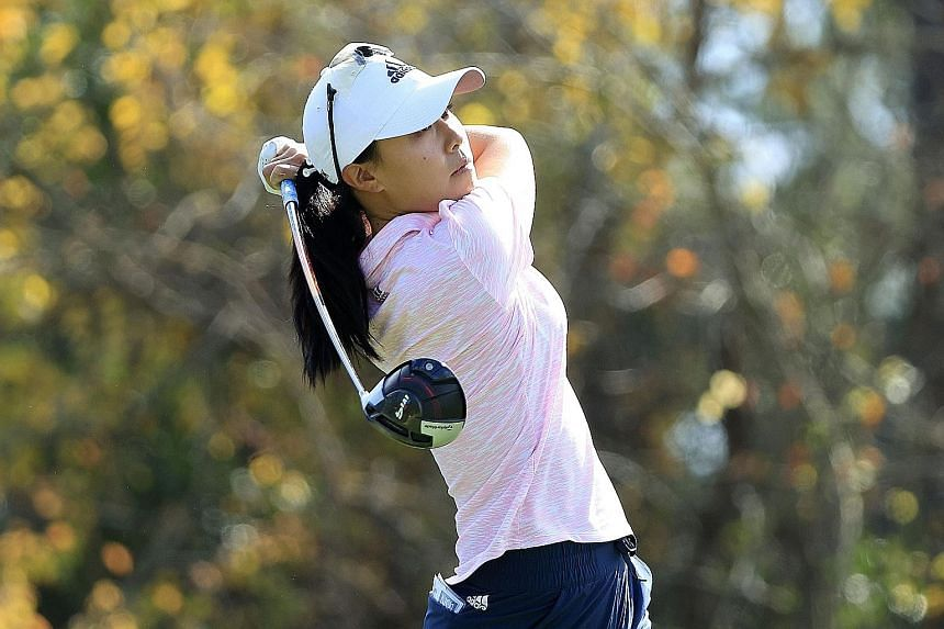World No. 5 Danielle Kang has been flawless at the Tournament of Champions. The American shot a six-under 65 on Friday to go with her opening round 64 and has not made a bogey in 36 holes at the LPGA Tour's season opener at Four Seasons Golf & Sports