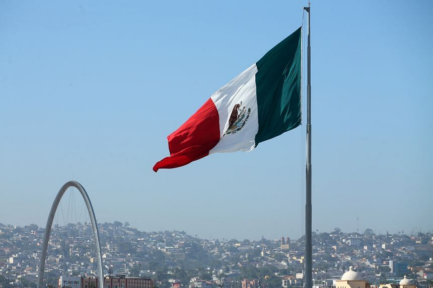 Mexico recorded 34,523 assassinations in 2020, a slight decrease on 2019's figure of 34,608,