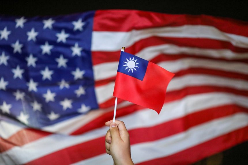 Taiwan will remain a thorn in Sino-US ties, and the first testing of the boundaries between the two countries has already started.