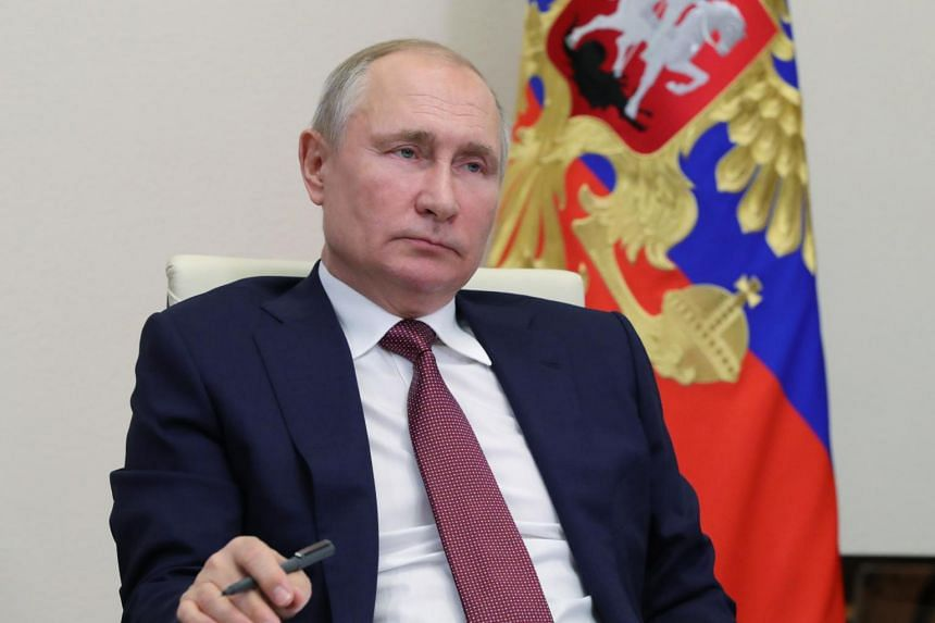 Russian President Vladimir Putin's appearance is likely to be contentious with critics.