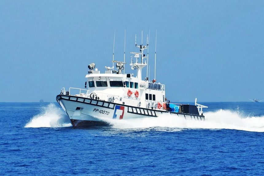 Taiwan's coast guard said it expelled 3,969 Chinese vessels from January to November 2020.