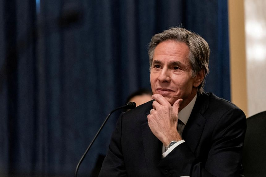 Veteran diplomat Anthony Blinken is a longtime Biden confidant who has been confirmed by the US Senate before.