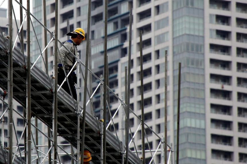 Higher construction costs helped drive the average apartment price up to 60.84 million yen (S$778,550).