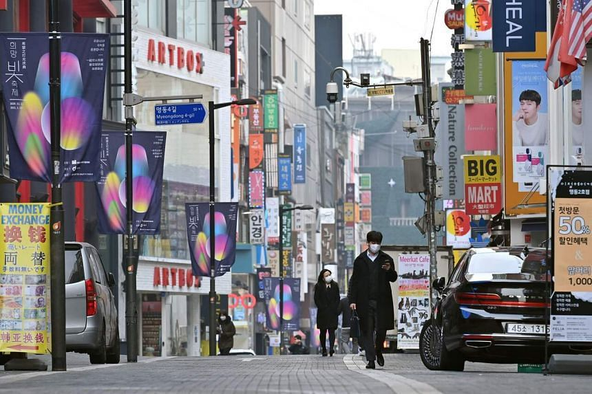 South Korea's recovery from the virus-hit downturn has been uneven.