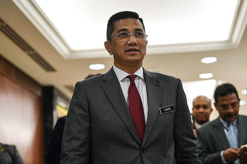 International Trade and Industry Minister Azmin Ali called for more stringent procedures such as targeted testing and tighter distancing protocols.