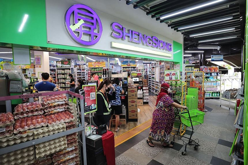 """In an internal staff memo sent out last week, supermarket operator Sheng Siong said the bumper bonus was to recognise that the company had """"performed extremely well as compared to previous years"""" in 2020, on the back of elevated demand for its offeri"""