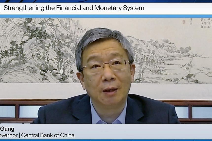 People's Bank of China governor Yi Gang said the Chinese government would continue to use macroeconomic policies to maximise employment and boost consumption, which would facilitate China's transition to a more consumption-based economy.