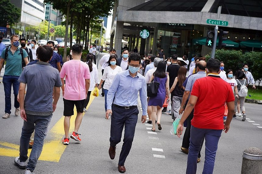 A Singapore Business Federation survey found that about 31 per cent of firms here expect business and the economic climate to improve this year, up from 8 per cent in last year's poll. It also showed business priorities will still revolve around incr