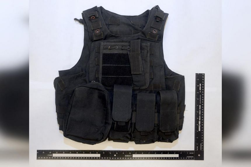 The 16-year-old student, who had purchased a tactical vest, is the youngest person detained under the Internal Security Act for terrorism-related activities.