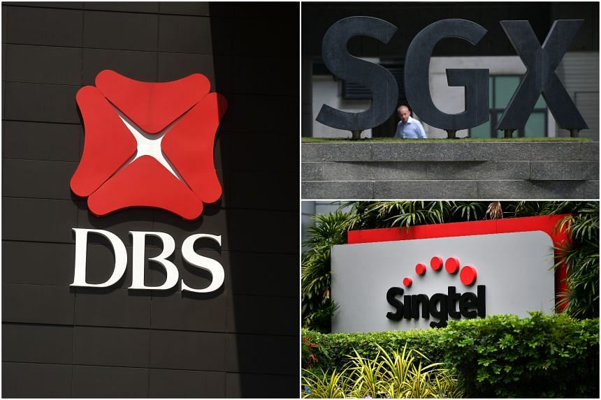Singtel and UOB Group have been on the list for three consecutive years while Singapore Exchange has been on for two years.