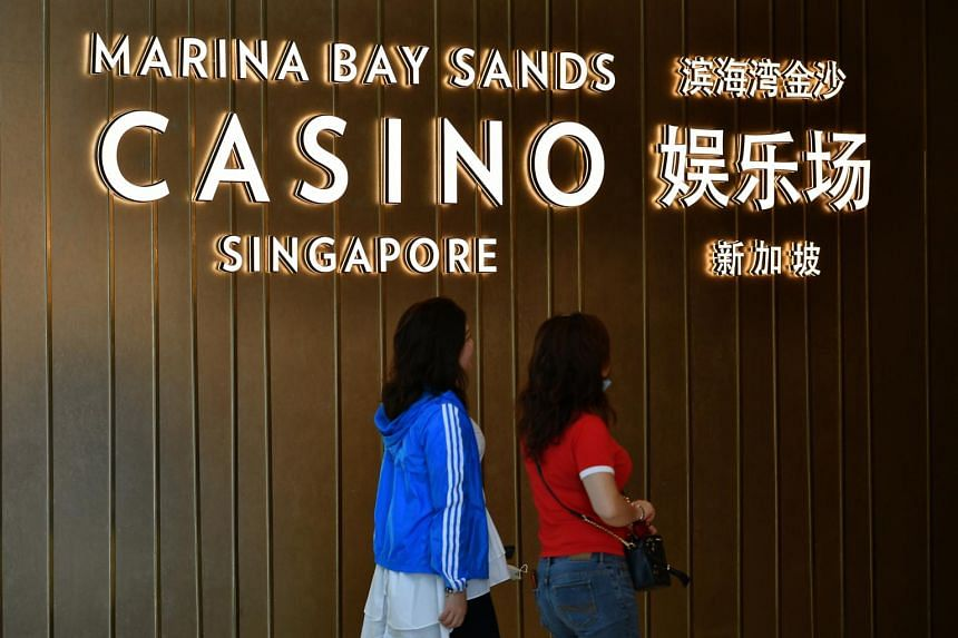 Marina Bay Sands posted full-year net revenue of US$1.26 billion.