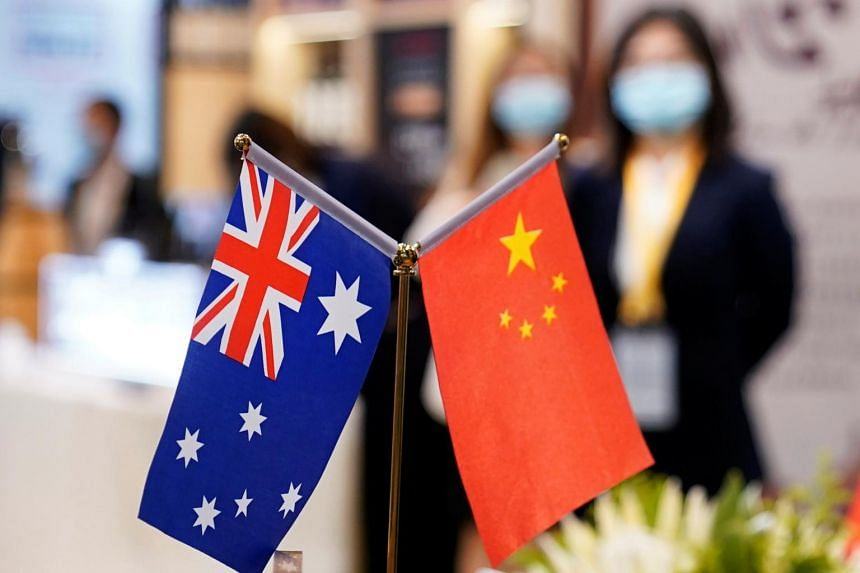 China has imposed punitive levies on more than a dozen Australian imports as relations sour.
