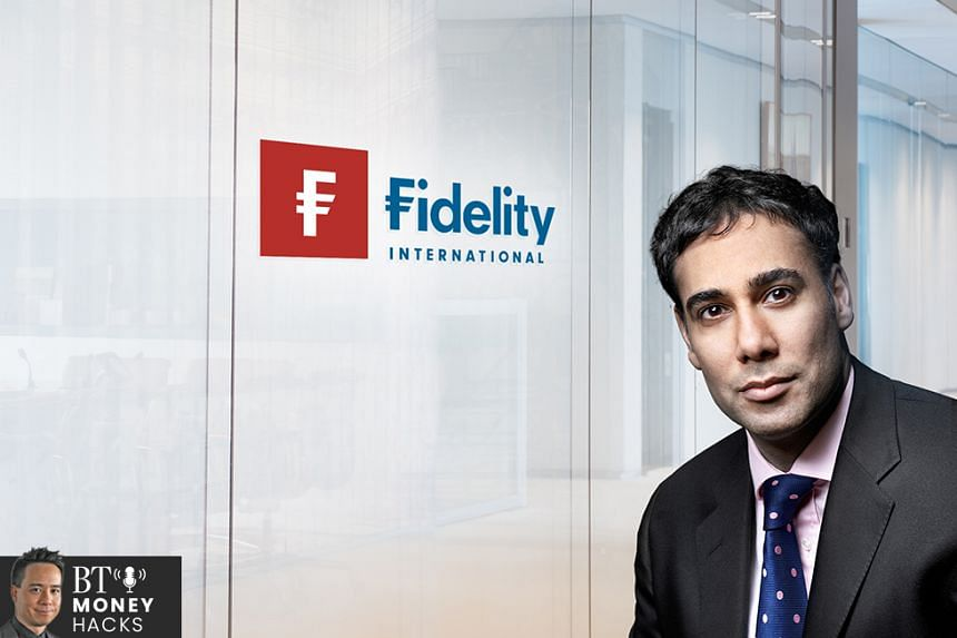 In our Money Hacks Podcast this week: Concrete steps retail investors can take during the 'new normal' Covid-19 era as host Chris Lim tackles actionable tips with Paras Anand (pictured), Fidelity's Asia-Pacific chief investment officer.