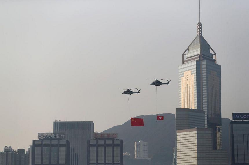 To enter mainland China, Hong Kongers need to use their Hong Kong passport.