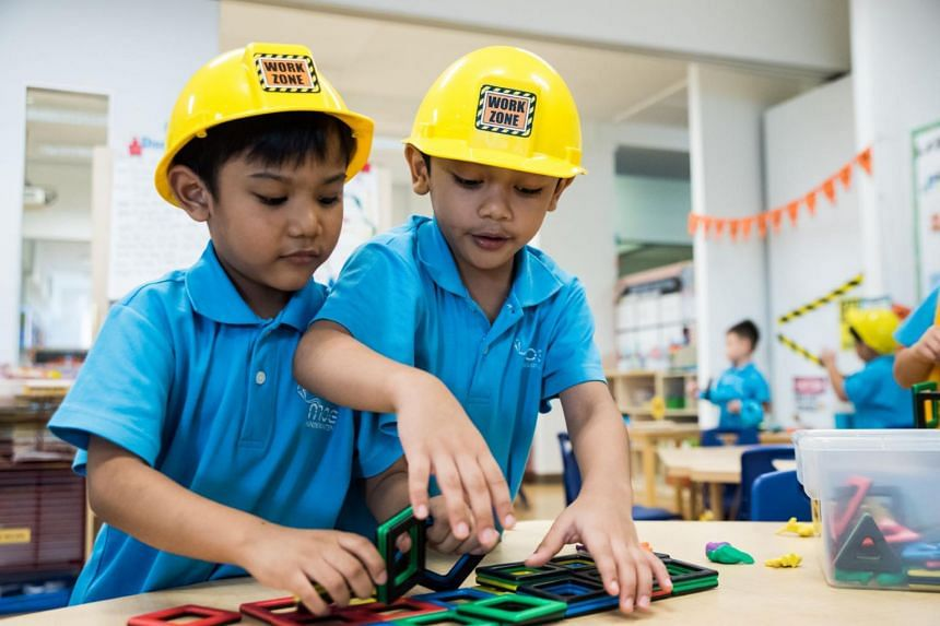 MOE aims to have at least 60 kindergartens by 2025.