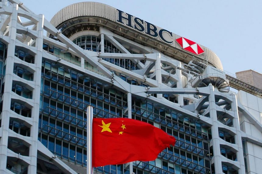 "Mrs Carrie Lam said she would ""love"" to see HSBC expand in Hong Kong."