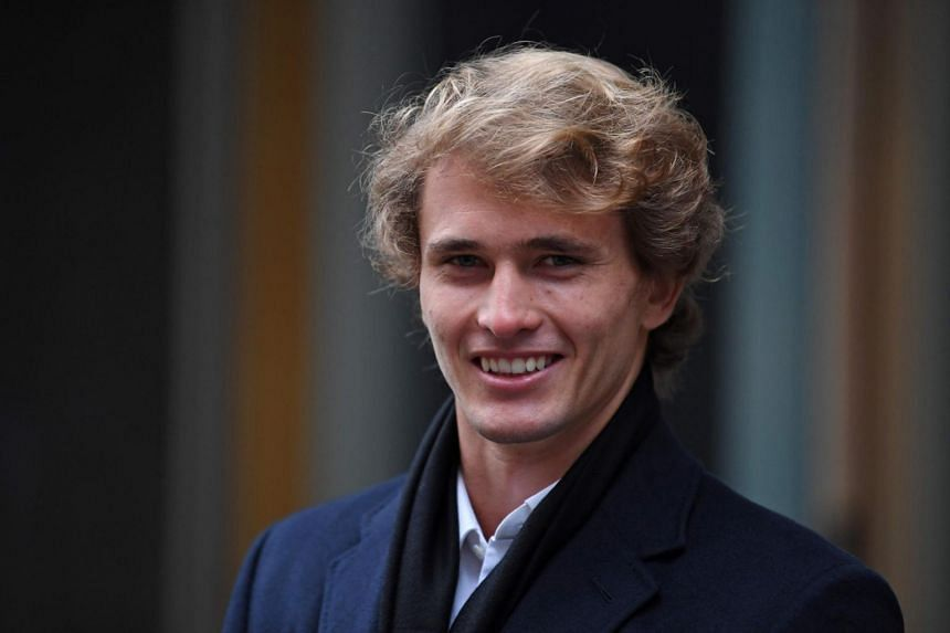 Alexander Zverev will spearhead Germany in the ATP Cup starting in Melbourne on Feb 2, 2021.