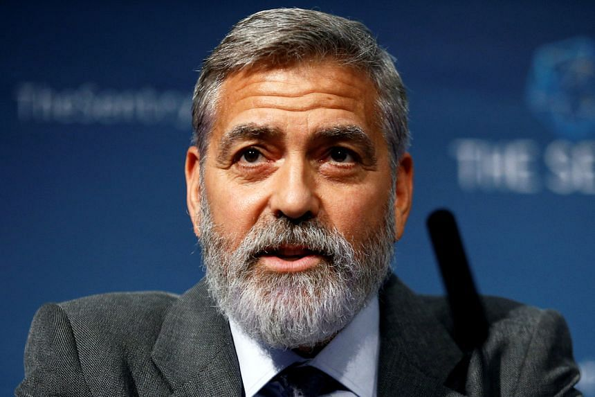 A normal family life is also important to Oscar-winning actor-director George Clooney.