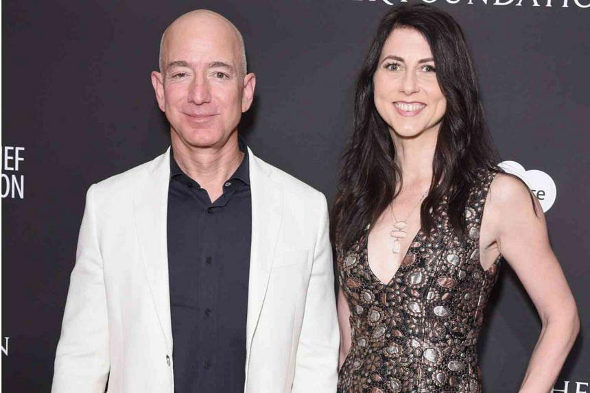 Ms MacKenzie Scott, the ex-wife of Amazon founder Jeff Bezos, unlocked a nearly US$6 billion in charitable gifts last year.