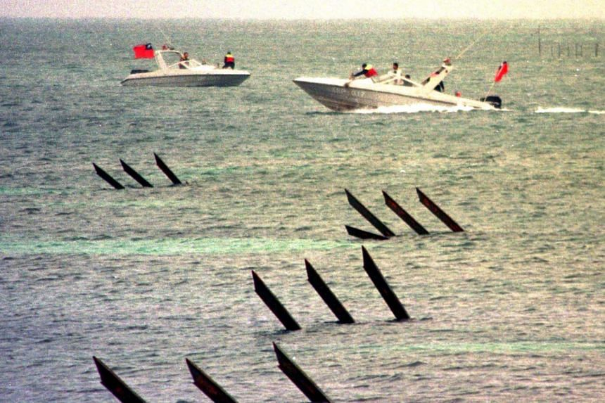 China sharpens language, warns Taiwan that independence 'means war'