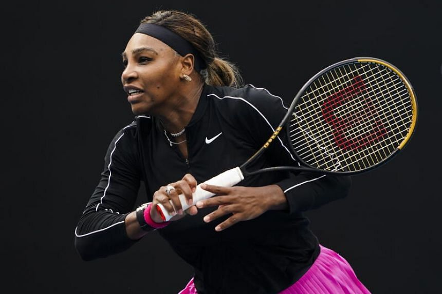 Serena Williams appeared physically strong and in control en route to a comfortable win over Daria Gavrilova.