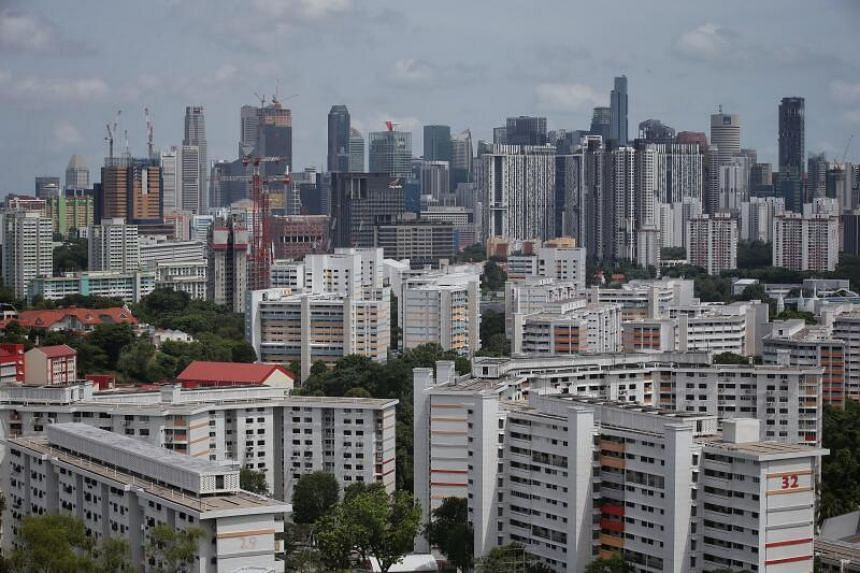 Housing demand in Singapore is largely driven by investment and speculation.