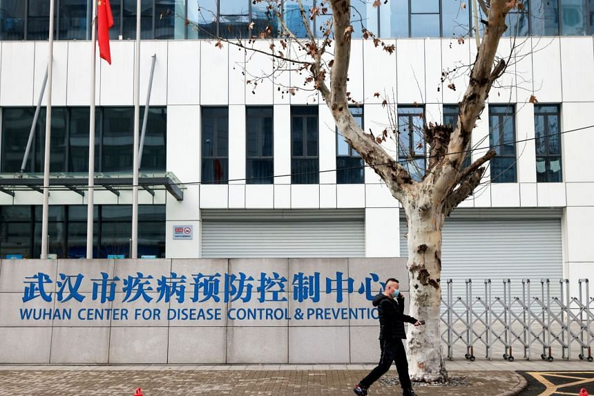 A WHO investigative team had met with counterparts from the Chinese Centre for Disease Control and Prevention in Wuhan, on Feb 1, 2021.