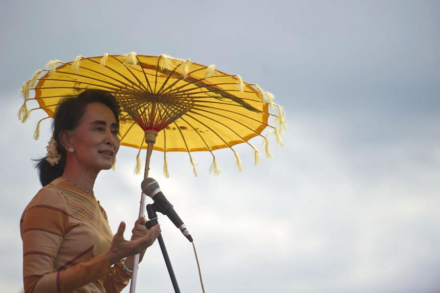 Governments will still press for the release of Ms Aung San Suu Kyi.