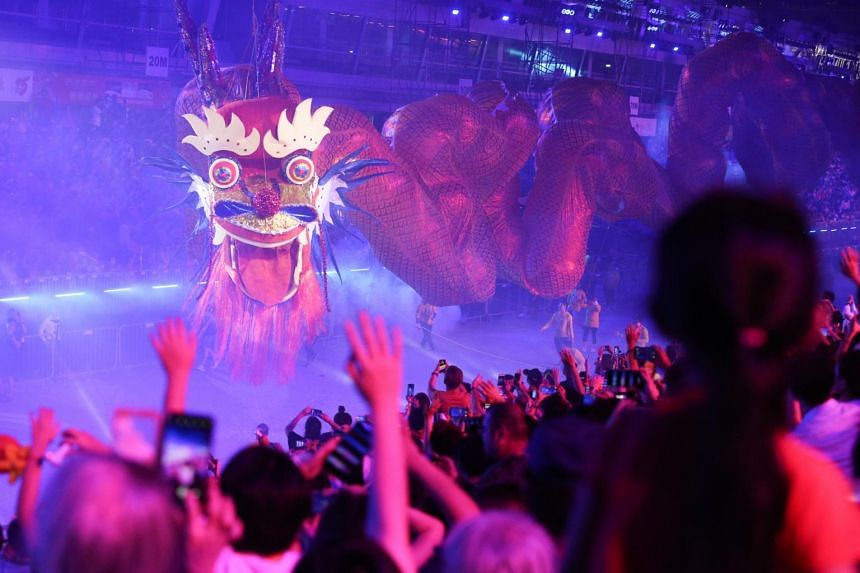 For the first time in 49 years, the annual Chingay Parade will go fully digital.