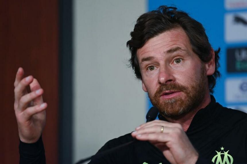 Villas-Boas 'suspended' after attempt to quit Marseille job