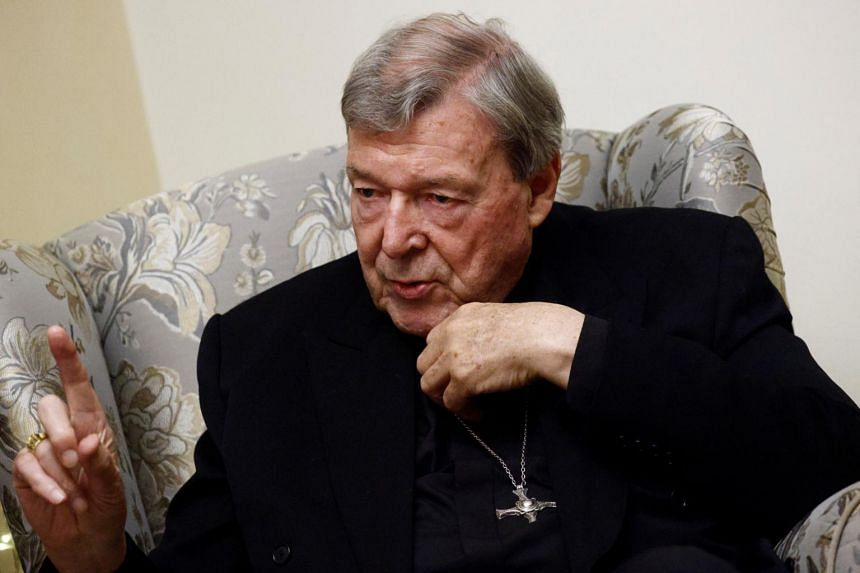 Australian Cardinal George Pell was the Vatican's treasurer from 2014 to 2017.