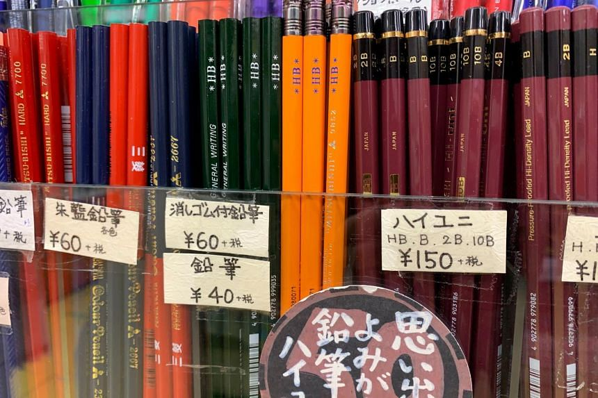 Mitsubishi Pencil will reduce its 7700 line of hard coloured pencils to a single red iteration starting in June.