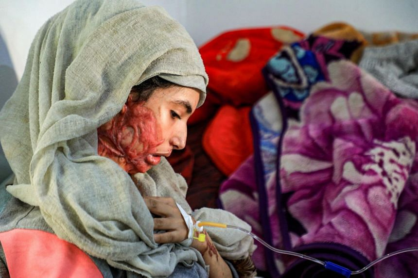 Ms Al-Anoud Hussain Sheryan's fate is a shocking illustration of abuse in a society beset by war and poverty.