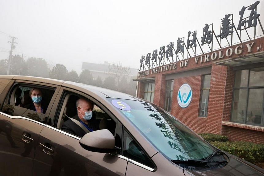 WHO team visits Chinese coronavirus lab in Wuhan, East Asia News & Top  Stories - The Straits Times