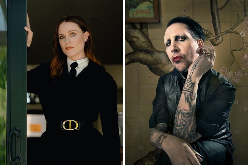 Marilyn Manson responds to sexual abuse allegations: 'Horrible distortions of reality'