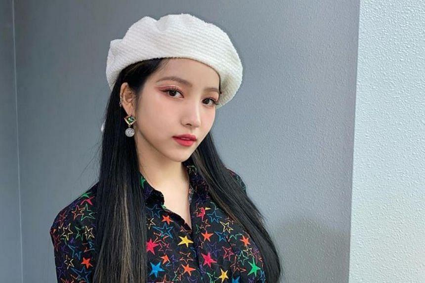 GFriend's Sowon apologizes for hugging 'Nazi' mannequin