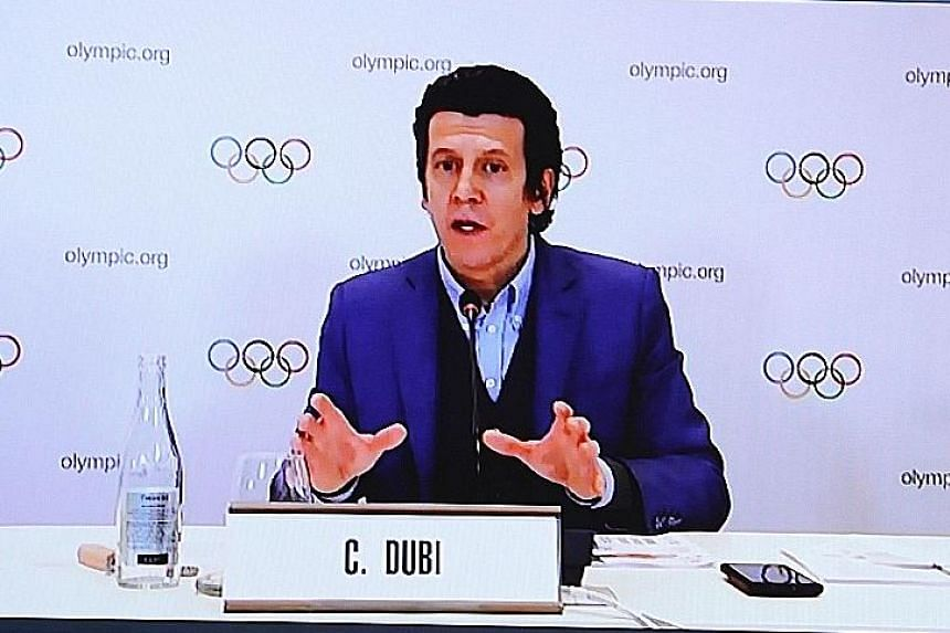 Christophe Dubi, IOC Olympic Games executive director, says Tokyo is the best prepared host city. A decision on fans will be made shortly, he adds.