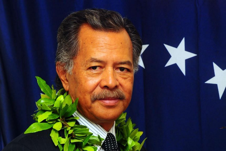 Mr Henry Puna was named the new Secretary-General of the Pacific Islands Forum after talks stretched for more than 12 hours.