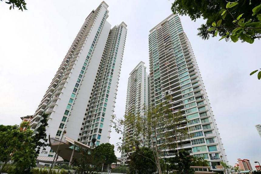 The highest transacted price was $1.21 million for a five-room DBSS unit at Natura Loft in Bishan.