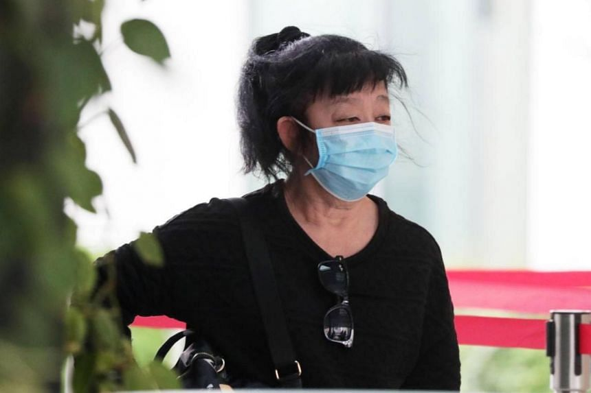 Elizabeth Poh Chiew Lian had employed four different domestic helpers in the three years up to 2018.