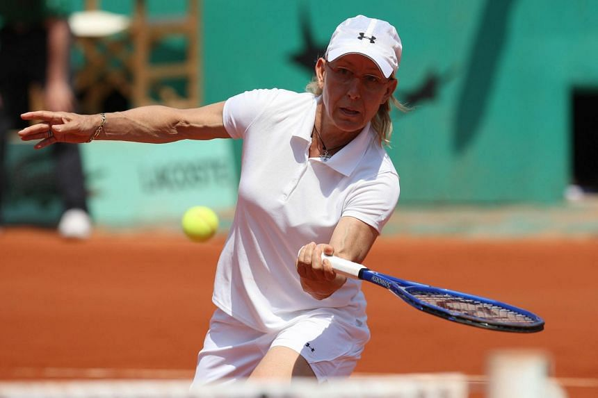Martina Navratilova proposed a  separate provision from the executive order signed on Jan 20 to ensure a level playing field in elite women's sport.
