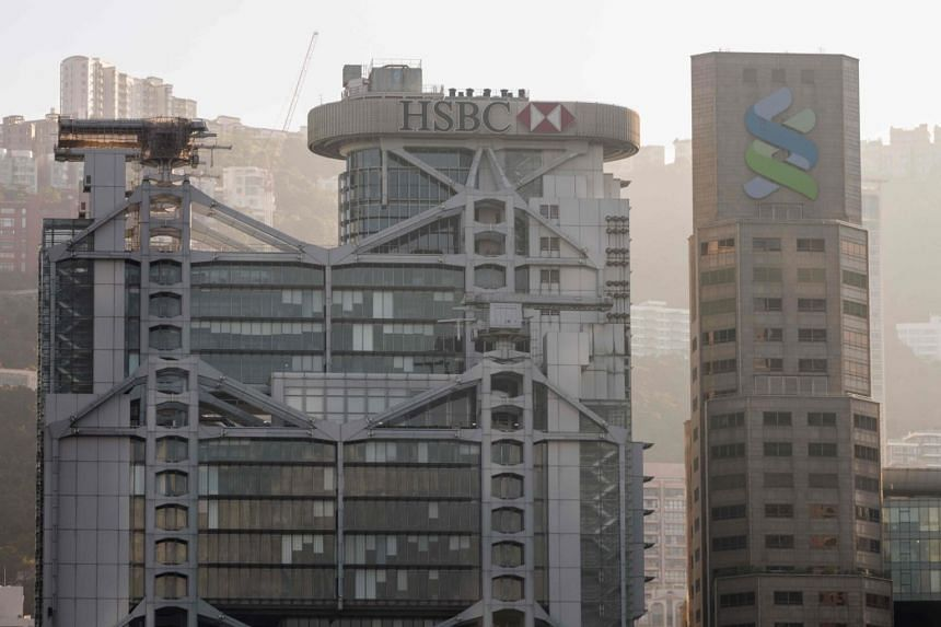 Standard Chartered has said it's looking at office leases carefully in an environment where lenders face pressure to control expenses.